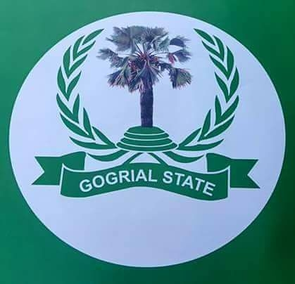 Gogrial state