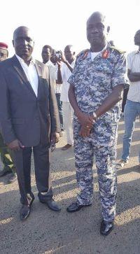 Gen James Ajongo Mawut