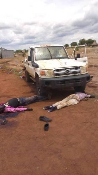 Victims of the Bor-Juba Road ambush2