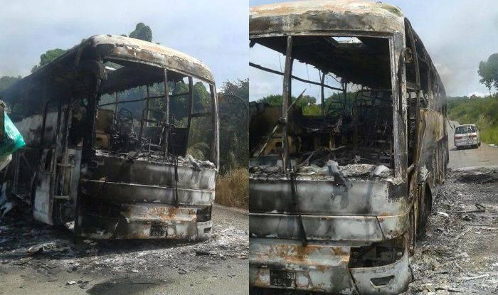 Nimule road carnage
