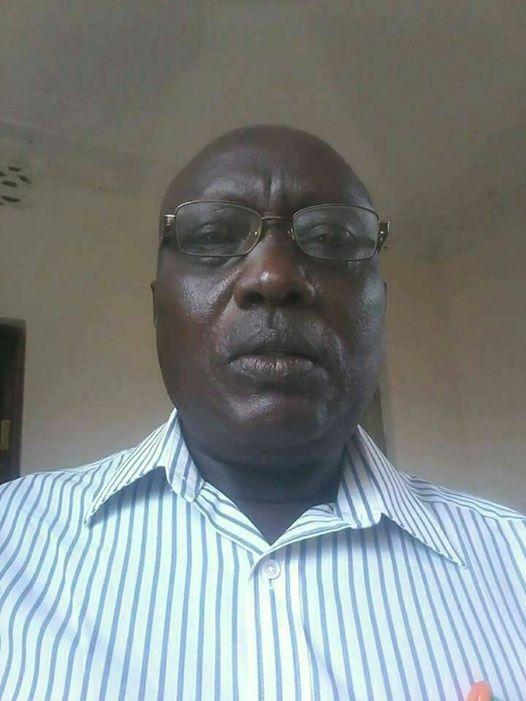 RIP Brig Gen Amigo, Nimule Highway victim