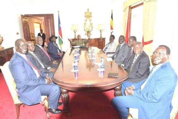 SPLM reunification