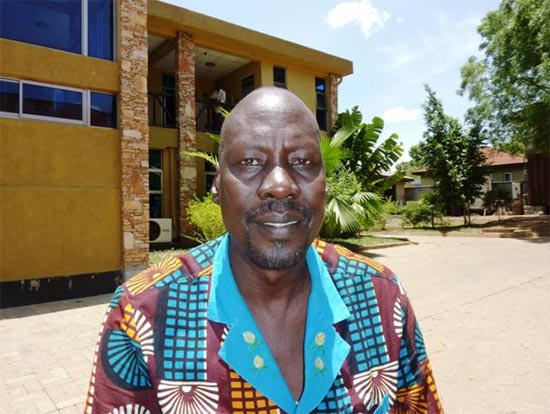 Achuil Malith Banggol, SPLM Secretary for Syndicate and Popular Organization