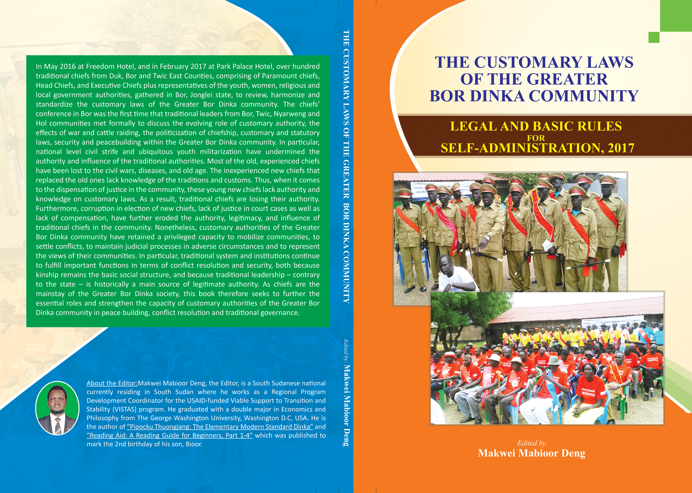 Customary book, final cover July 2017