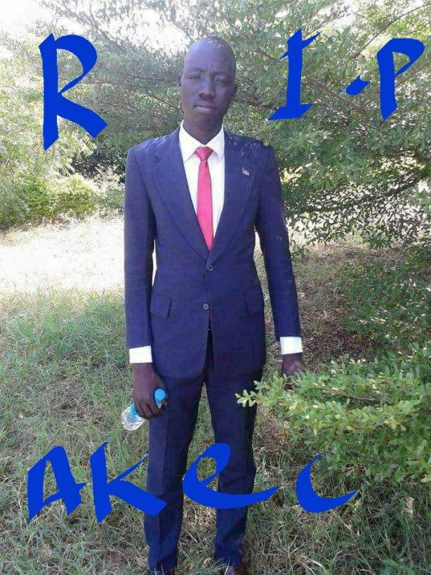 Akech Mawel
