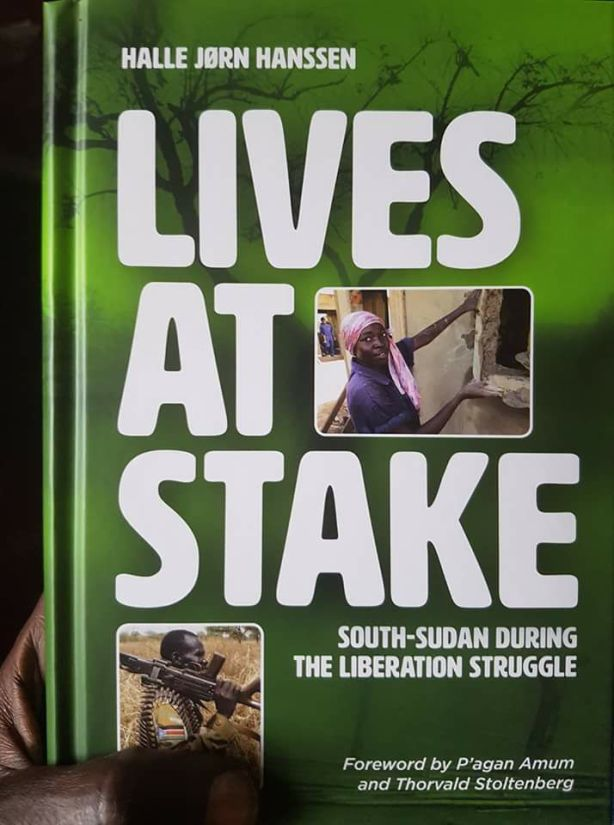 Book Review - Lives at Stake: South Sudan During Liberation Struggle, by Halle Jørn Hanssen