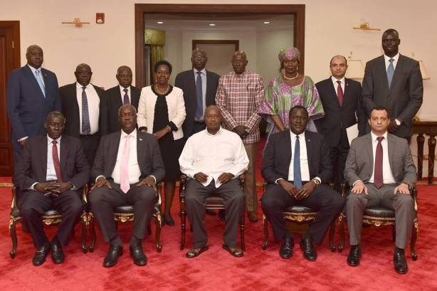 SPLM reunification9