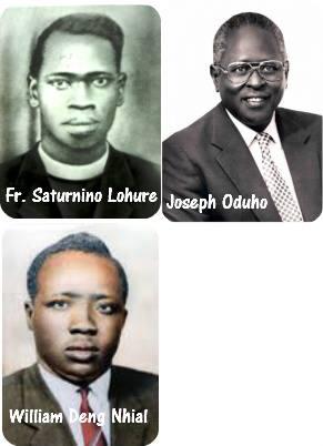 Founders of Anyanya one