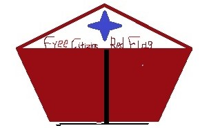 Logo of The Free Citizens Red Flag League