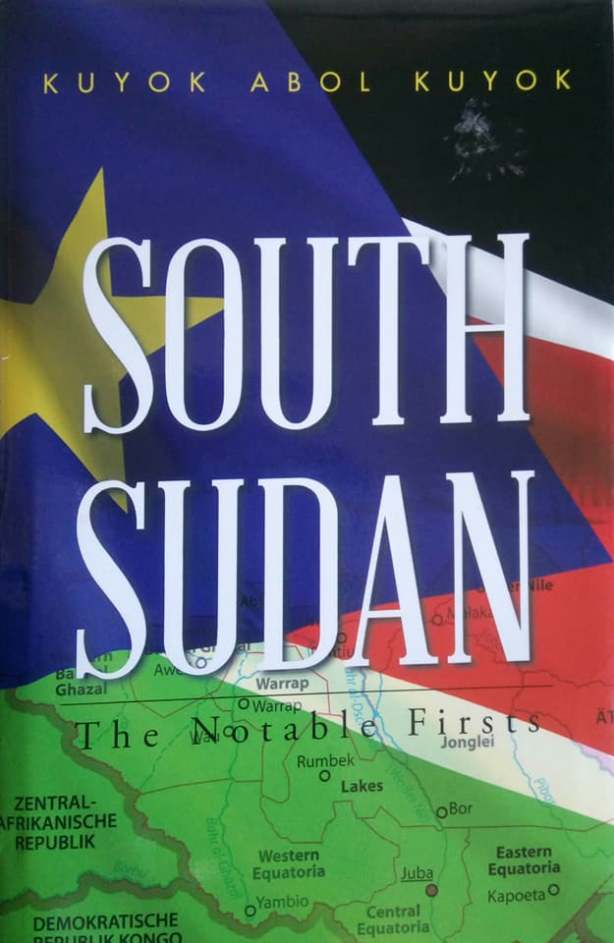South Sudan notable Firsts