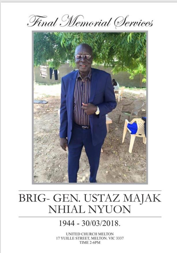 Ustaz Majak Nhial