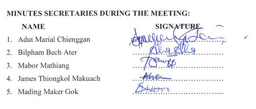 apaak resolution signatures
