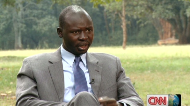 Peter Biar Ajak is a South Sudanese PhD student of politics and world affairs at Cambridge University in the UK; he was detained by agents of the national security at Juba International Airport on his way to Aweil for the celebration of Red Army Day.