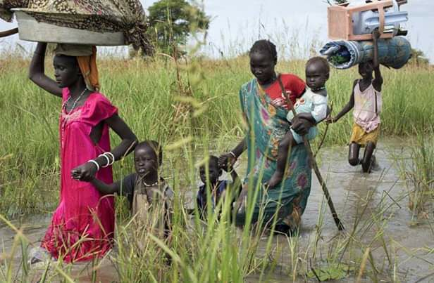 South Sudan Civil War