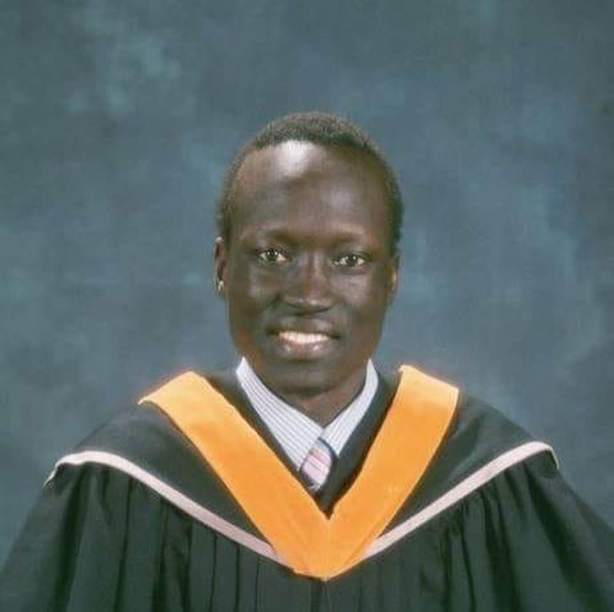 The Late Akol Lual Lual Akol