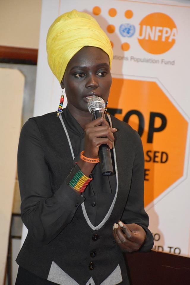 Meet Ms. Aluel Manyok Barach: A Proud South Sudanese Feminist and Social Activist