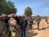 Awerial, Lakes State, President Kiir tour of Bahr el Ghazal region1