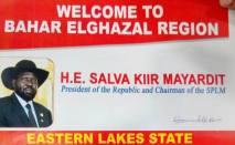 Awerial, Lakes State, President Kiir tour of Bahr el Ghazal region10