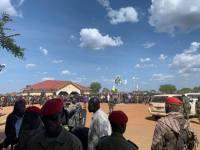 Awerial, Lakes State, President Kiir tour of Bahr el Ghazal region9