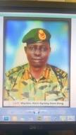 Maj. Gen. Atem Aguang Atem