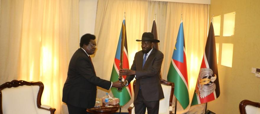 Augustino Jadalla Wani, Governor of Jubek State, South Sudan