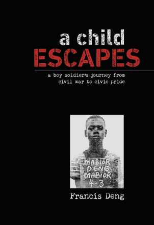 """Francis Mabioor Deng Mabioor, Former Lost, South Sudanese Australian and Author of """"A Child Escape."""""""