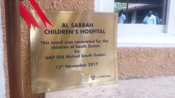 Al-Sabbah Children's Hospital is the largest and one of the best-funded children's health centers in South Sudan.