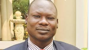 Deputy Mayor of Juba, Thiik Thiik Mayardit: 'My war with Ateny Wek is that he made some wrong reports on behalf of the President'