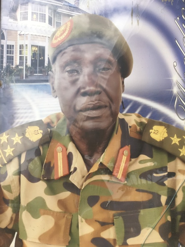 Eulogy of Gen. Gabriel Achuoth Deng: Celebrating the Life and Times of Gen. Achuoth Deng Achuoth (Kärkäwään)