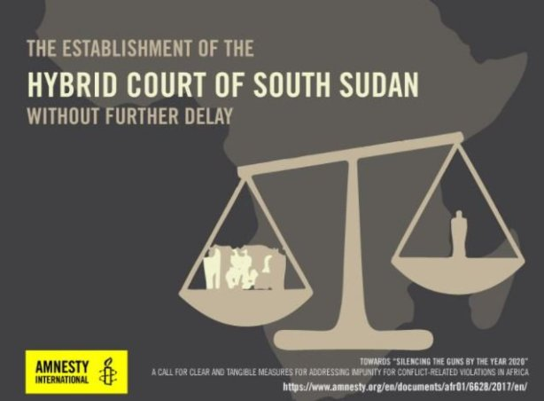 Hybrid Court of South Sudan